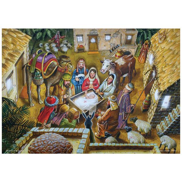 """Advent Calendar """"Heaven's Light"""""""