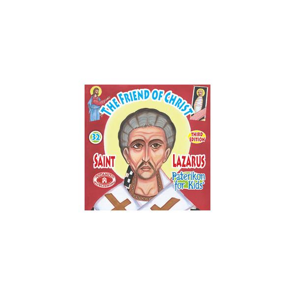 #32 St Lazarus - Paterikon Stories