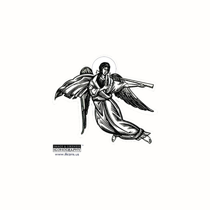 Angel Sticker  - temporarily out of stock
