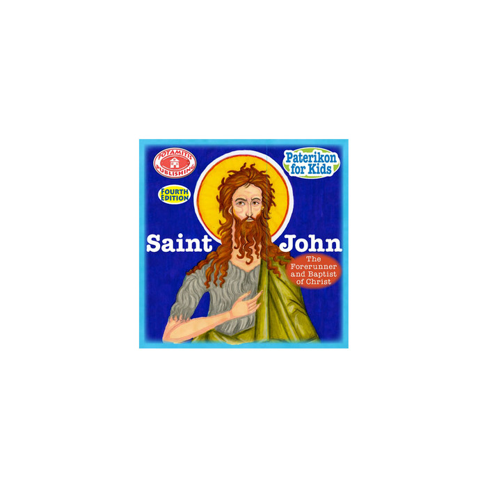 #21 St John - Paterikon Stories