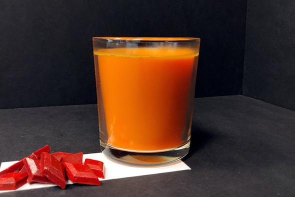 Orange Dye Chips