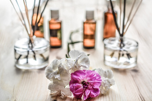 Patchouli Rosewood Fragrance