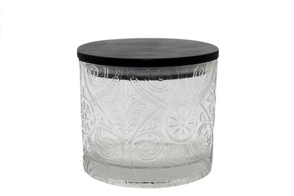 14 oz Clear Marquis Glass