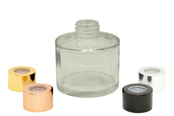 4 oz Clear Diffuser Glass