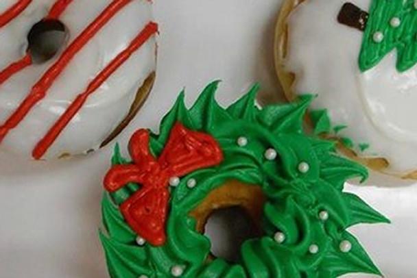 Donuts with Santa Fragrance