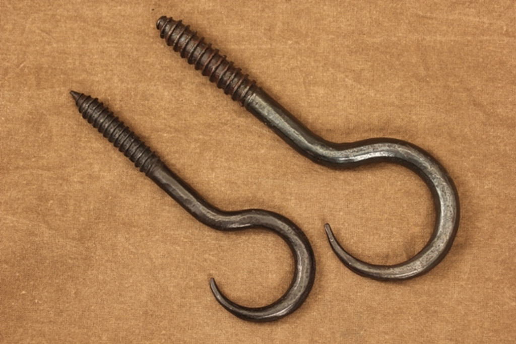 Hand Forged Ceiling Hooks