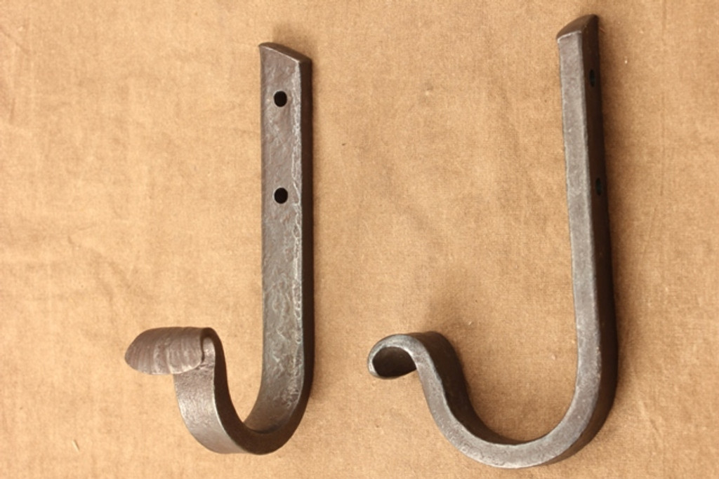 wrought iron heavy hooks