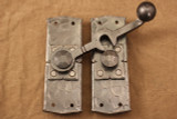 Barn Door Latch - Open
