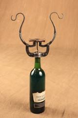 Double Arm Wine Bottle Opener