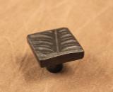 Leaf Vein Cabinet Knob