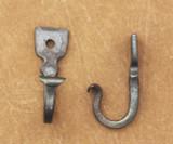 Square Mid Fuller Flared Hooks