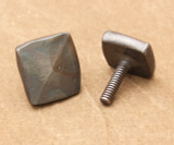Steel Threaded Clavos
