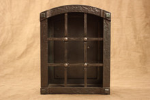 Arched Speakeasy Door