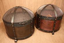 Drum Fire Pit