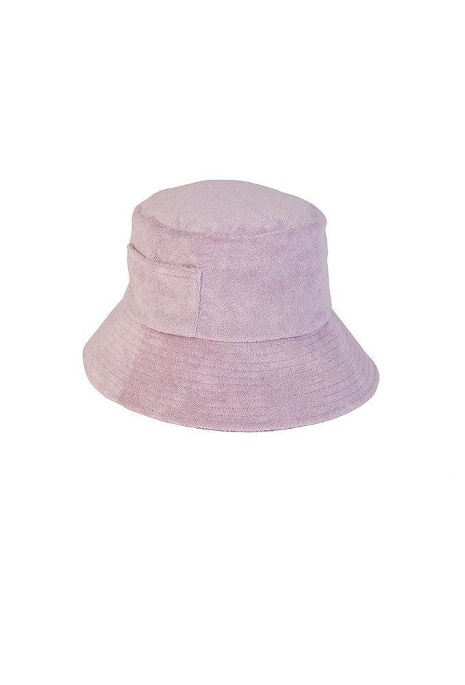 Lack of Color Wave Bucket Hat In Lavender Terry