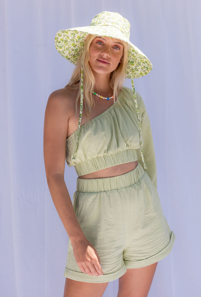 CALIstyle Riviera Set In Lime