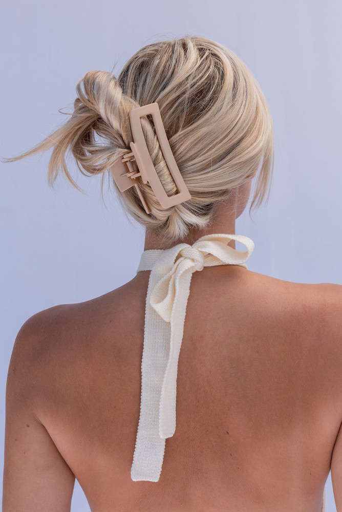 CALIstyle Summer Days Hair Clip/Claw In Natural