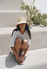 Lack of Color The Inca Straw Bucket Hat