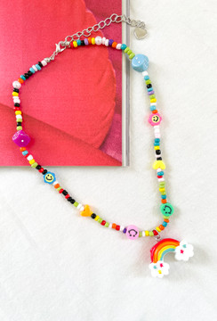 CALIstyle Over The Rainbow Necklace