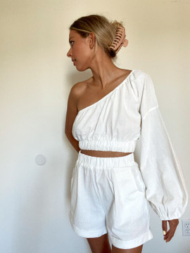 CALIstyle Riviera Set In White - BEST SELLER
