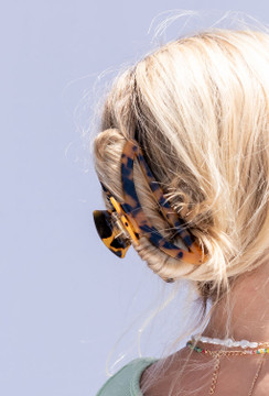 CALIstyle Large Day & Night Hair Clip In Tortoise