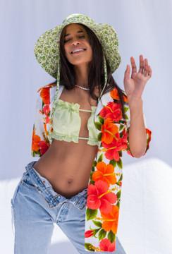 Vintage x Resurrection Hawaiian Oversized Shirt by Ui Maikai