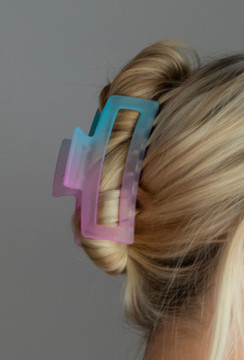 CALIstyle Yin/Yang Ombre Hair Clip/Claw