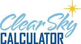 ClearSky Calculator Logo