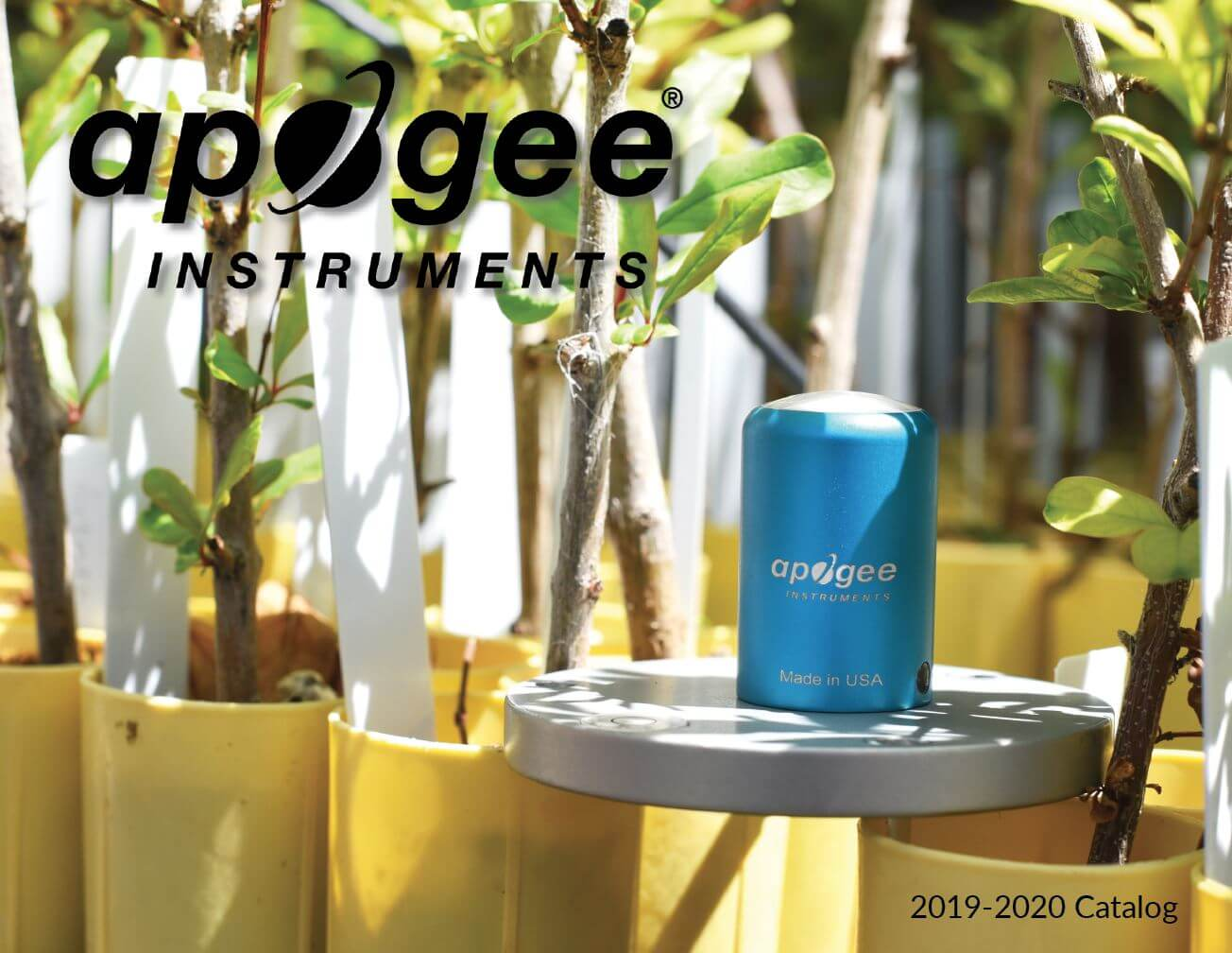 Apogee Instruments Product Catalog