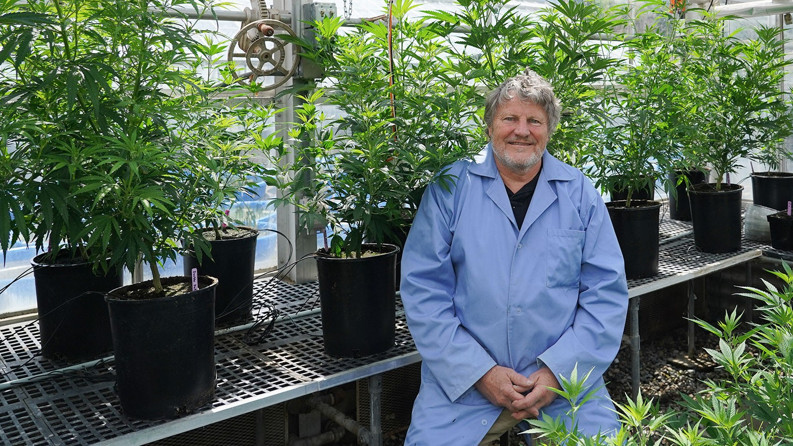 Dr. Bruce Bugbee recieves Fellow of the American Society for Horticultural Science (ASHS)