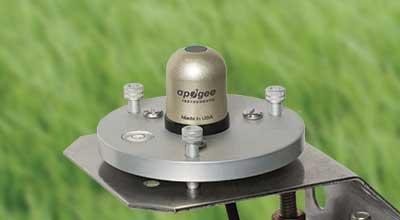 Pyrgeometers
