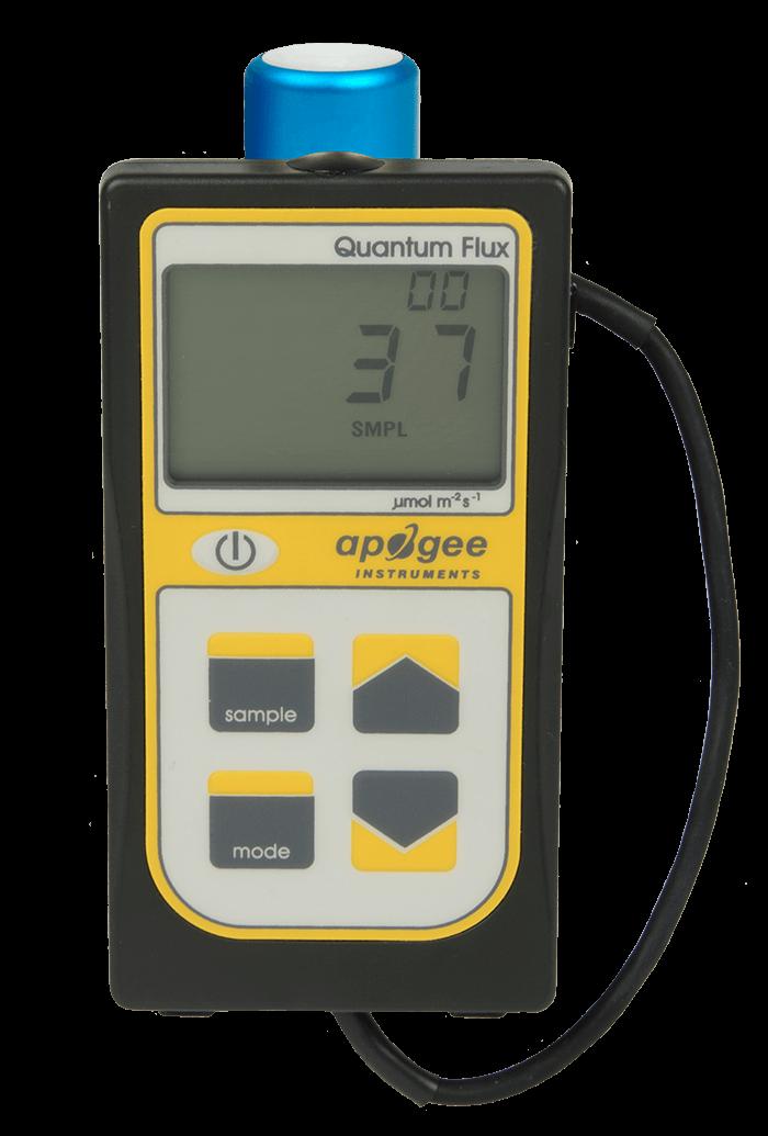 Apogee MQ-501 Handheld Meter with Full-spectrum Quantum Sensor