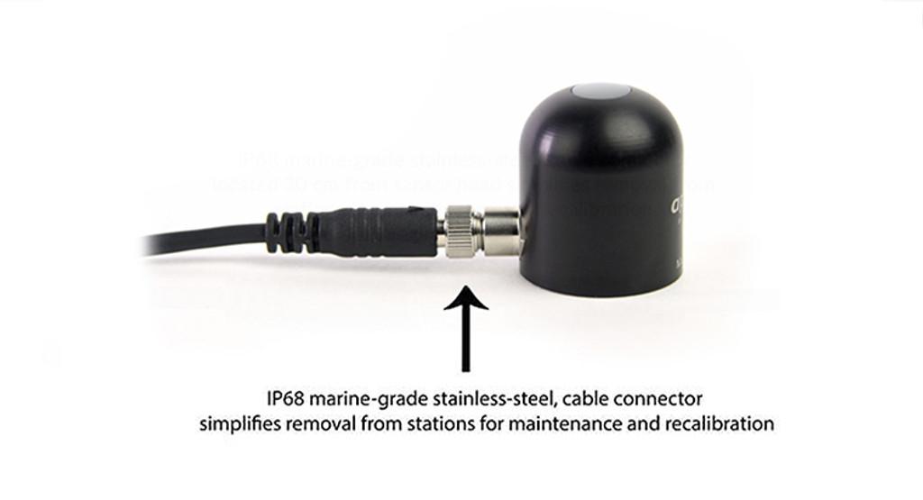 SP-421-SS SDI-12数字输出硅电池日射强度计