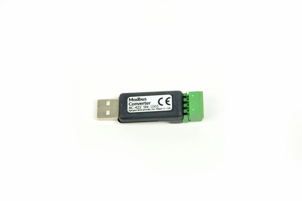 AC-422 Modbus to USB Converter