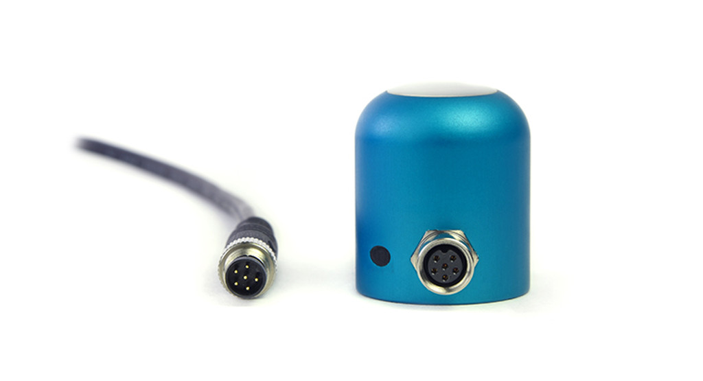 Apogee Instruments SQ-522 Full-spectrum Quantum Sensor with cable connector