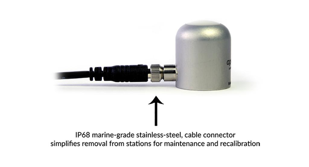 SQ-618-SS Modbus Digital Output 380-760 nm ePAR Sensor