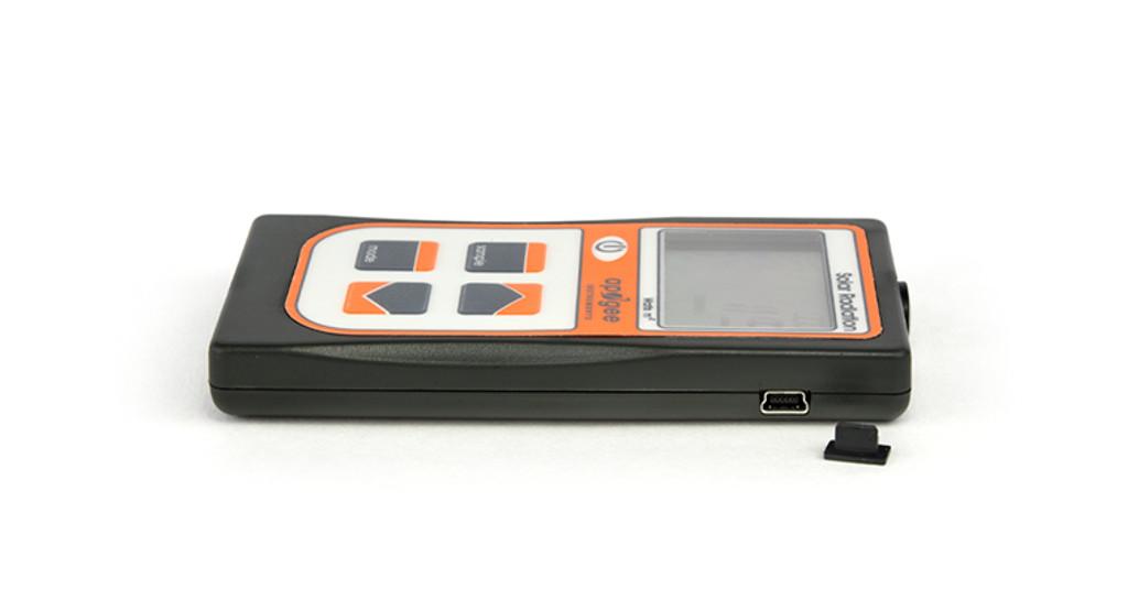 MP-100: Pyranometer Integral Sensor with Handheld Meter