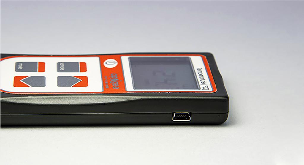 MI-230 Ultra-narrow Field of View Infrared Radiometer with Handheld Meter