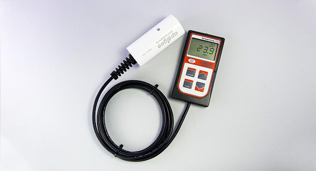 MI-2H0 Horizontal Field of View Infrared Radiometer with Handheld Meter