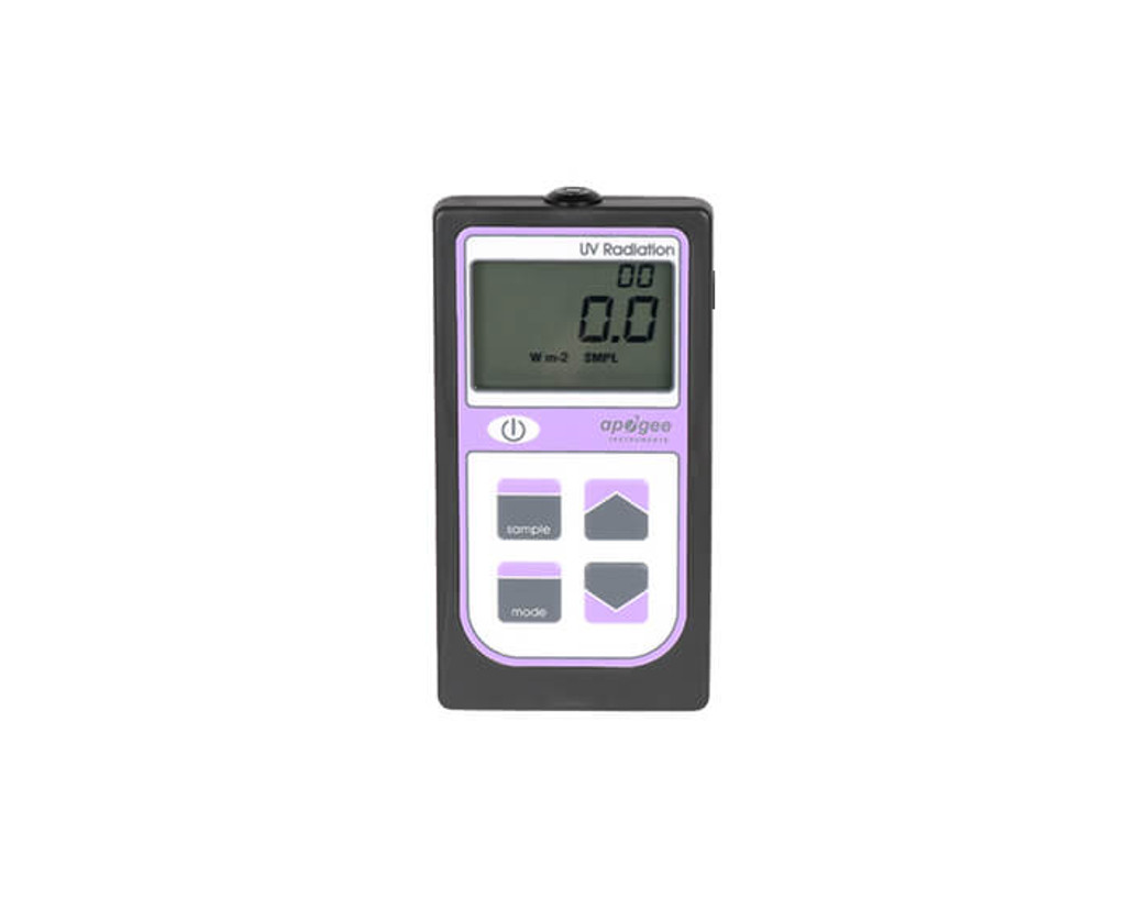 MU-100 UV Integral Sensor with Handheld Meter