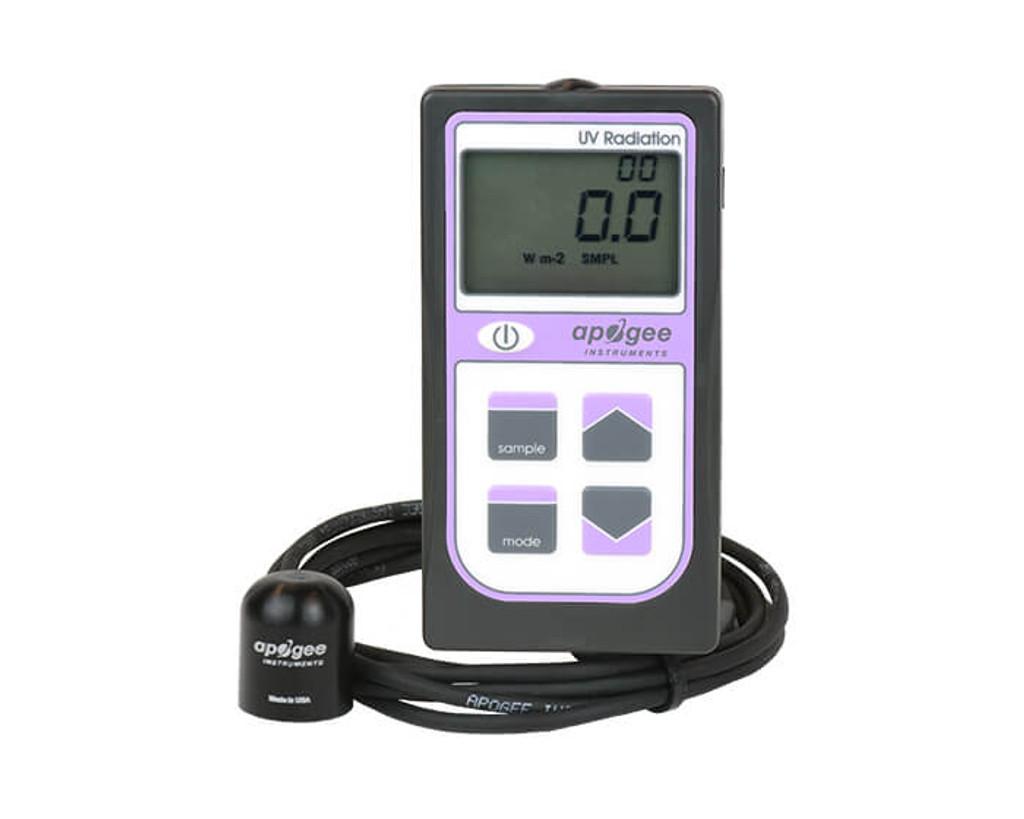 Apogee Instruments MU-200 UV Meter-Separate sensor with handheld meter