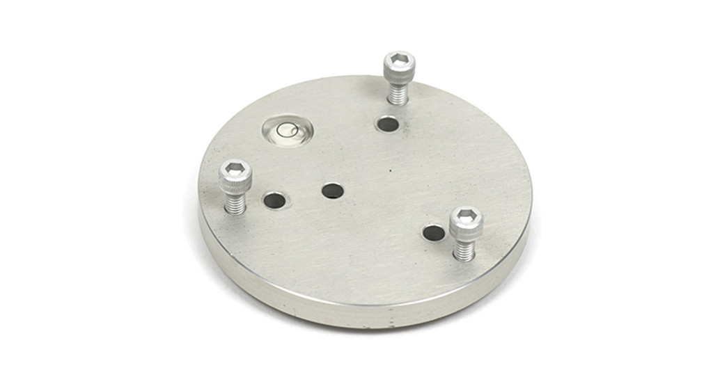 AL-100: Solar Sensor Leveling Plate