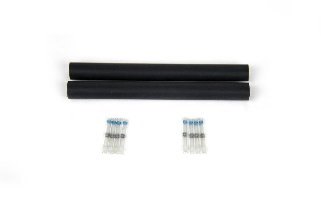 Apogee Instruments Wire Splice Kit for 2 conductor cable. Includes supplies for 2 splices.