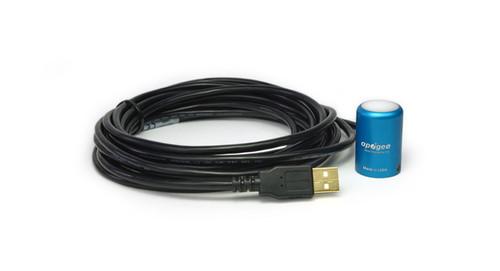 bob体育竞技Apogee Instruments SQ-520 USB智能全光谱量子传感器