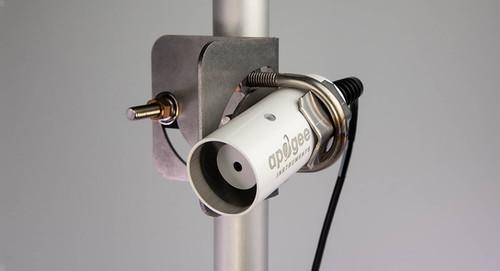 SI-531-SS: Research-Grade Modbus Digital Output Ultra-Narrow Field of View Infrared Radiometer Sensor