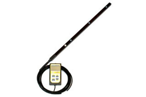 MQ-303线量子与3个传感器和手持式仪表