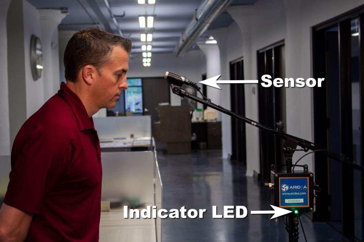 Aridea Solutions Fever Screening Kit