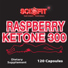 Raspberry Ketone (300mg) 120 count Capsules