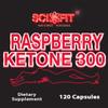 Raspberry Ketone (300mg) 120 count Capsules