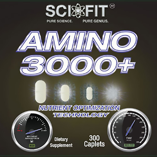 Amino 3000+ (3 grams per serving)  (300 count Tablets) ER